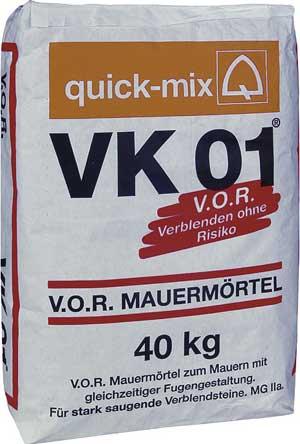 Dachdeckermörtel quick mix